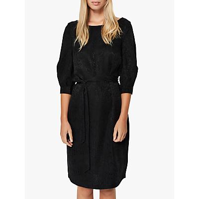 Selected Femme Hannah Midi Dress, Black