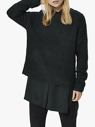 Selected Femme Regina Jumper, Scarab Green