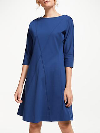 Winser London Anne Miracle Dress, Rich Blue