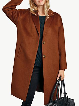 hush Long Coat