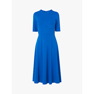 L.K.Bennett Bethan Dress, Poolside Blue