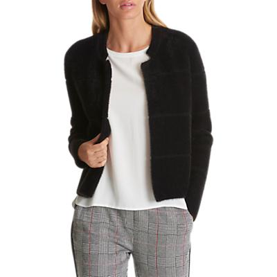 Betty Barclay Furry Jacket, Black