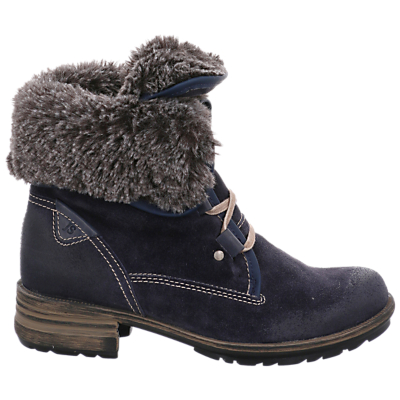 Josef Seibel Sandra 04 Lace Up Ankle Boots