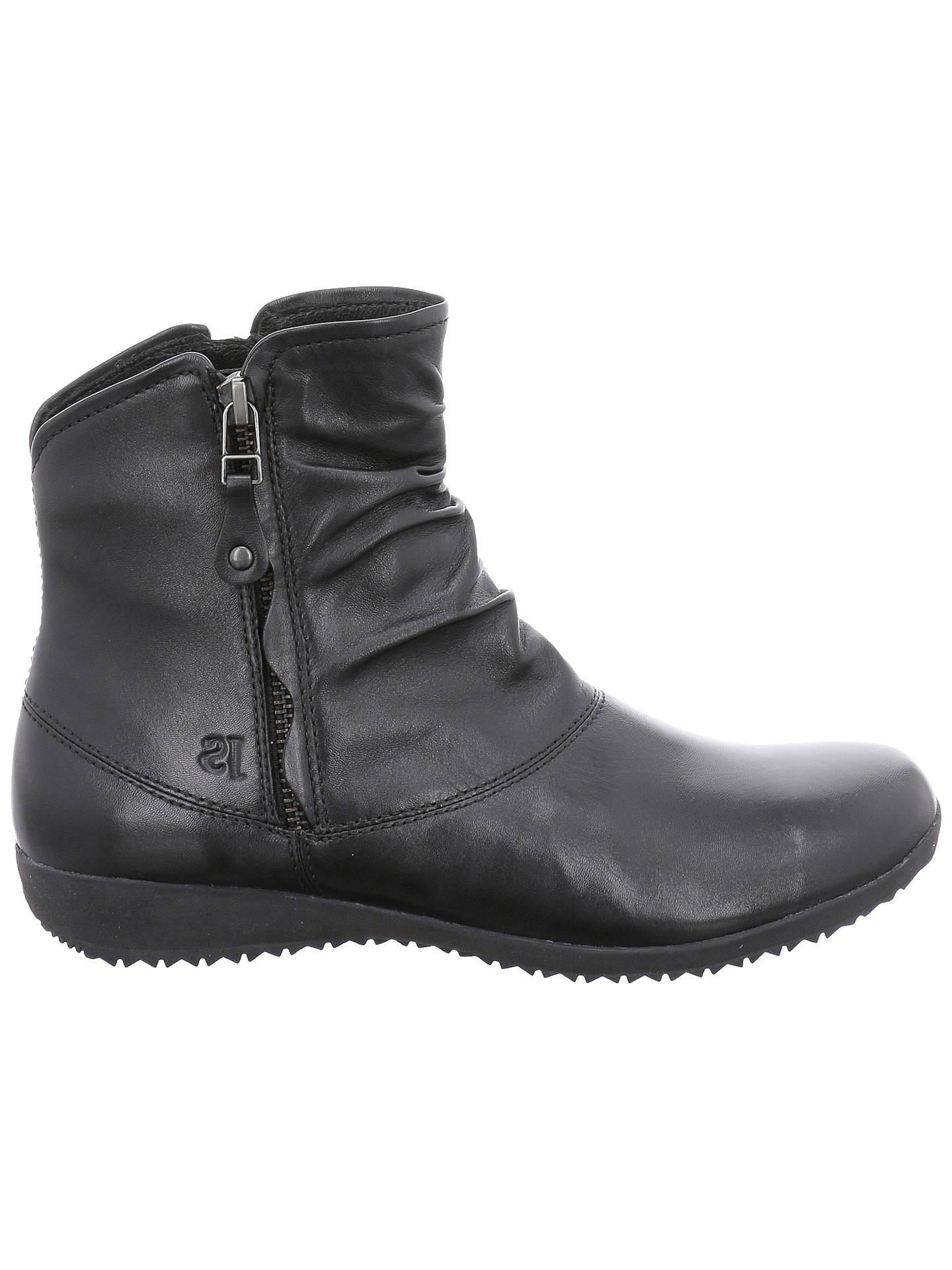 6a1271ea58e1 Buy Josef Seibel Naly 24 Wedge Heel Ankle Boots