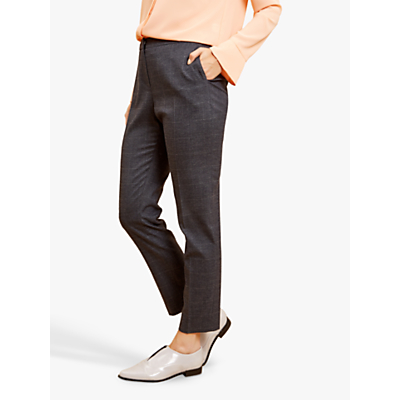 Fenn Wright Manson Aileen Trousers, Grey Check
