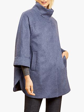 Fenn Wright Manson Jocelyn Coat, Blue