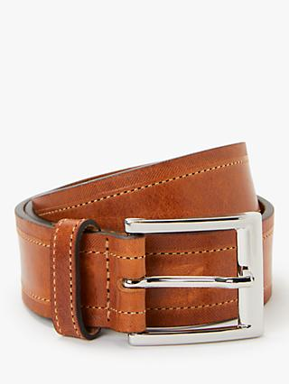 John Lewis & Partners Chino Belt, Brown