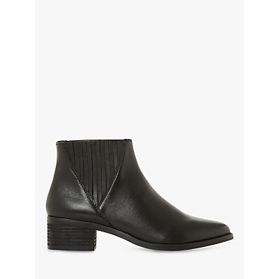Steve Madden Always Stacked Heel Ankle Boots