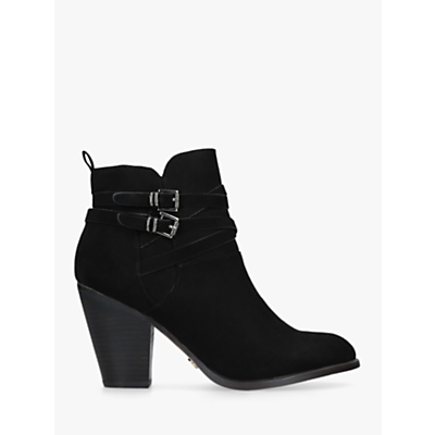 KG by Kurt Geiger Spike 2 Block Heeled Ankle Boots