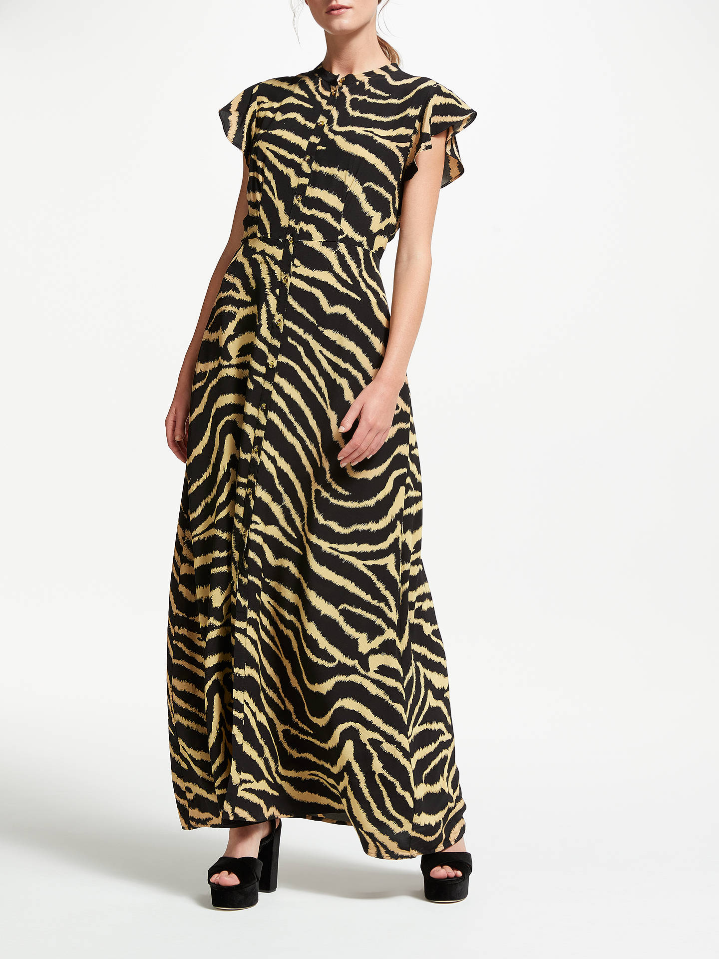 e9f49614cab Buy Somerset by Alice Temperley Zebra Cap Sleeve Maxi Dress