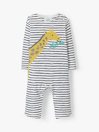 8bbf38299d24 John Lewis   Partners Baby Giraffe Romper