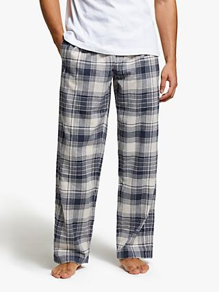 John Lewis   Partners Sonoran Check Brushed Cotton Pyjama Pants 56cb21850