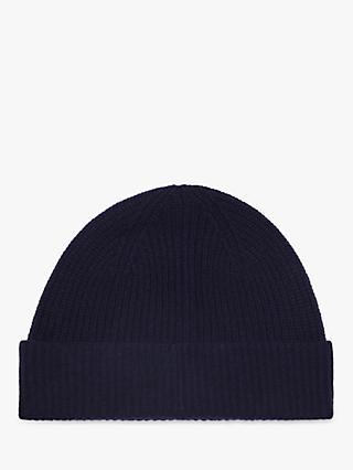 0964d78e717 Reiss Emmerson Cashmere Beanie Hat