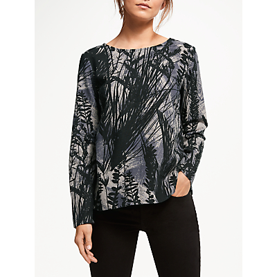 Thought City Nature Top, Black