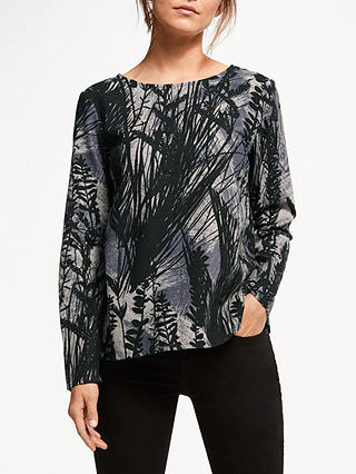 Buy Thought City Nature Top, Black, 10 Online at johnlewis.com
