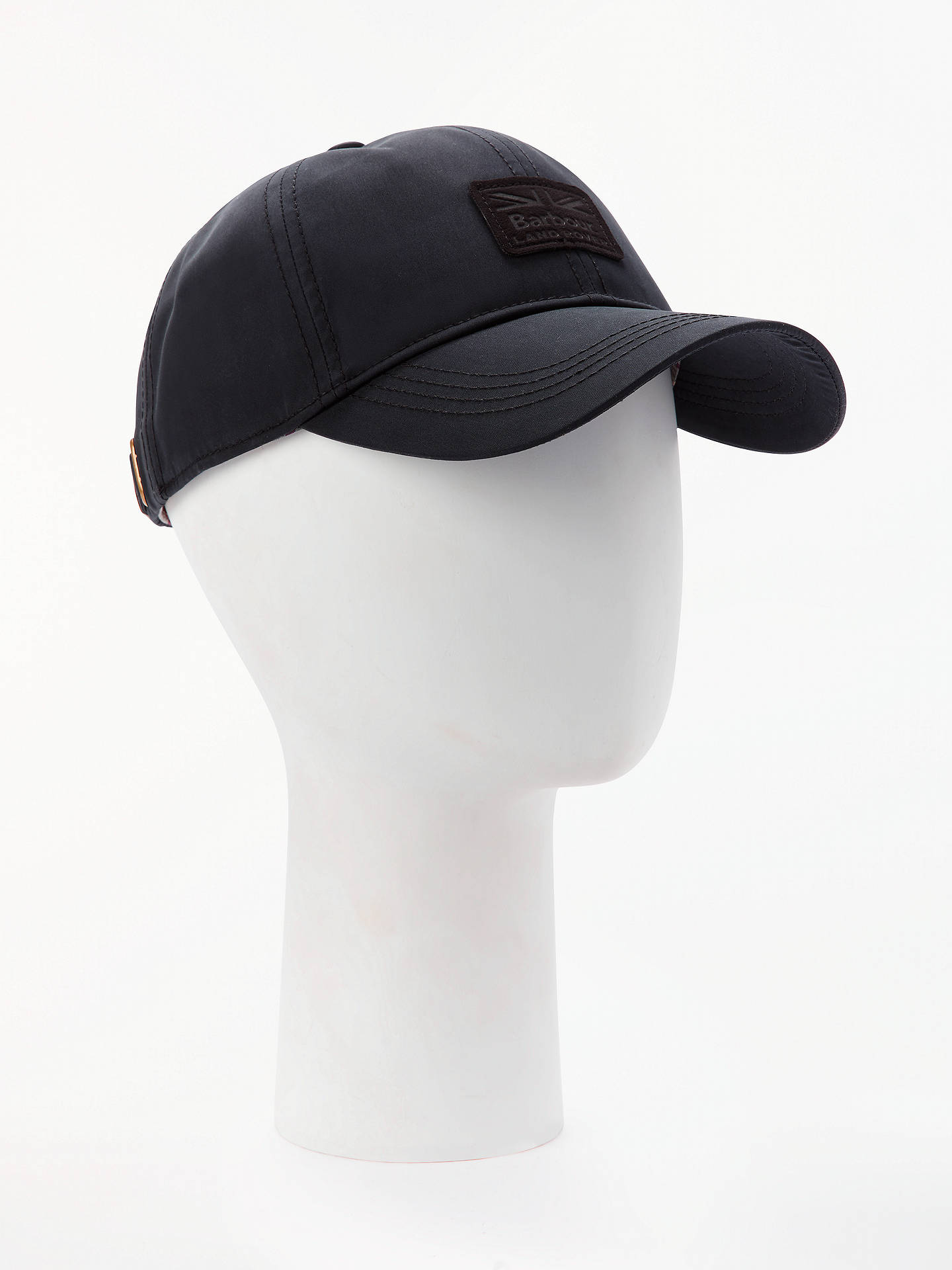 060ec2f934ae8 Barbour Land Rover Defender Baseball Cap at John Lewis   Partners