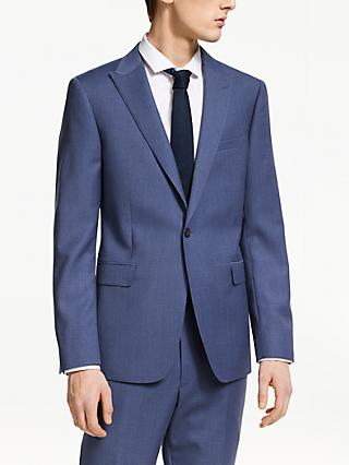 Kin Slim Fit Suit Jacket, Airforce Blue