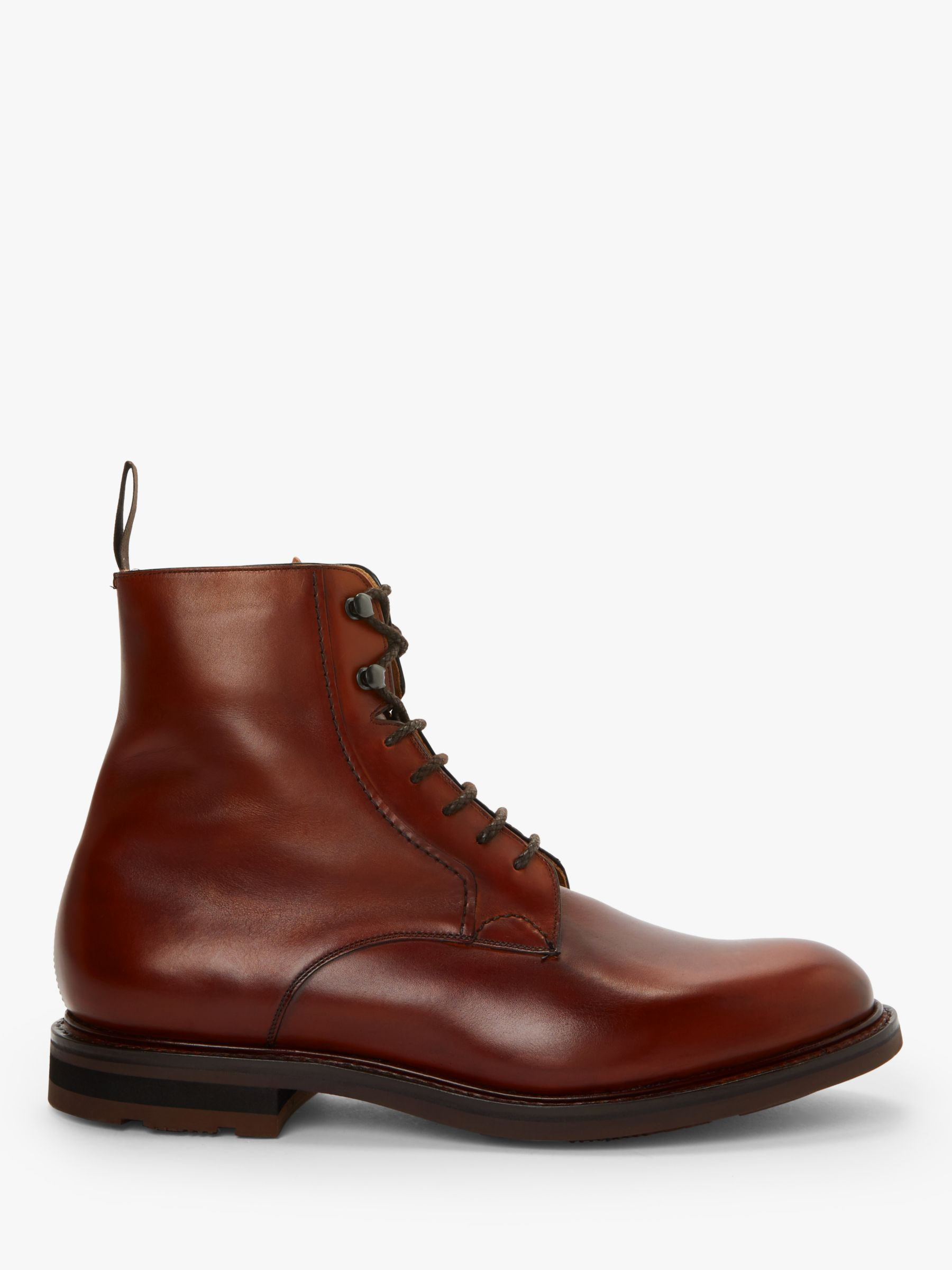 Church's Church's Wootton Lace Up Boot, Brandy