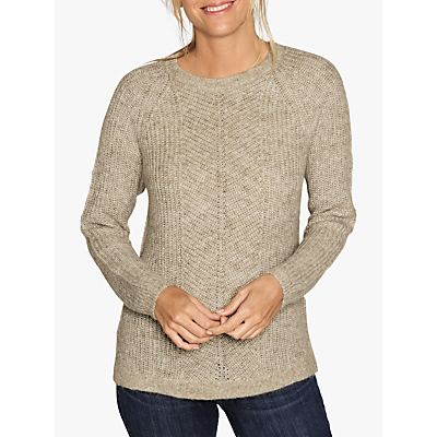Fat Face Freya Chunky Cable Knit Jumper