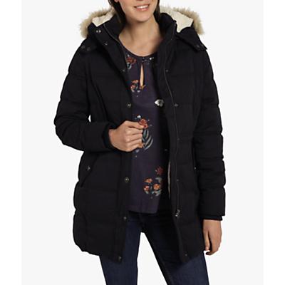 Fat Face Cumbria Long Puffer Jacket
