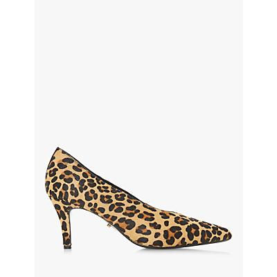 Dune Ari Kitten Heel Court Shoe