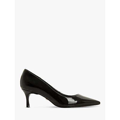 Dune Astley Pointed Toe Court Shoes