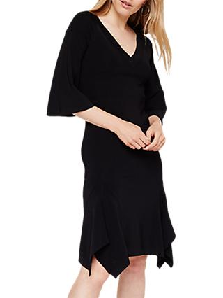Damsel in a Dress Kristyn Knit Dress, Black