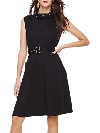 Damsel in a Dress Suzy Eyelet Dress, Black
