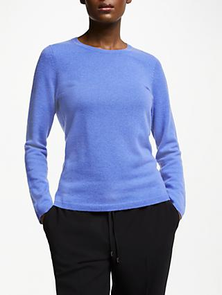 John Lewis   Partners Cashmere Crew Neck Sweater 23c223dcb