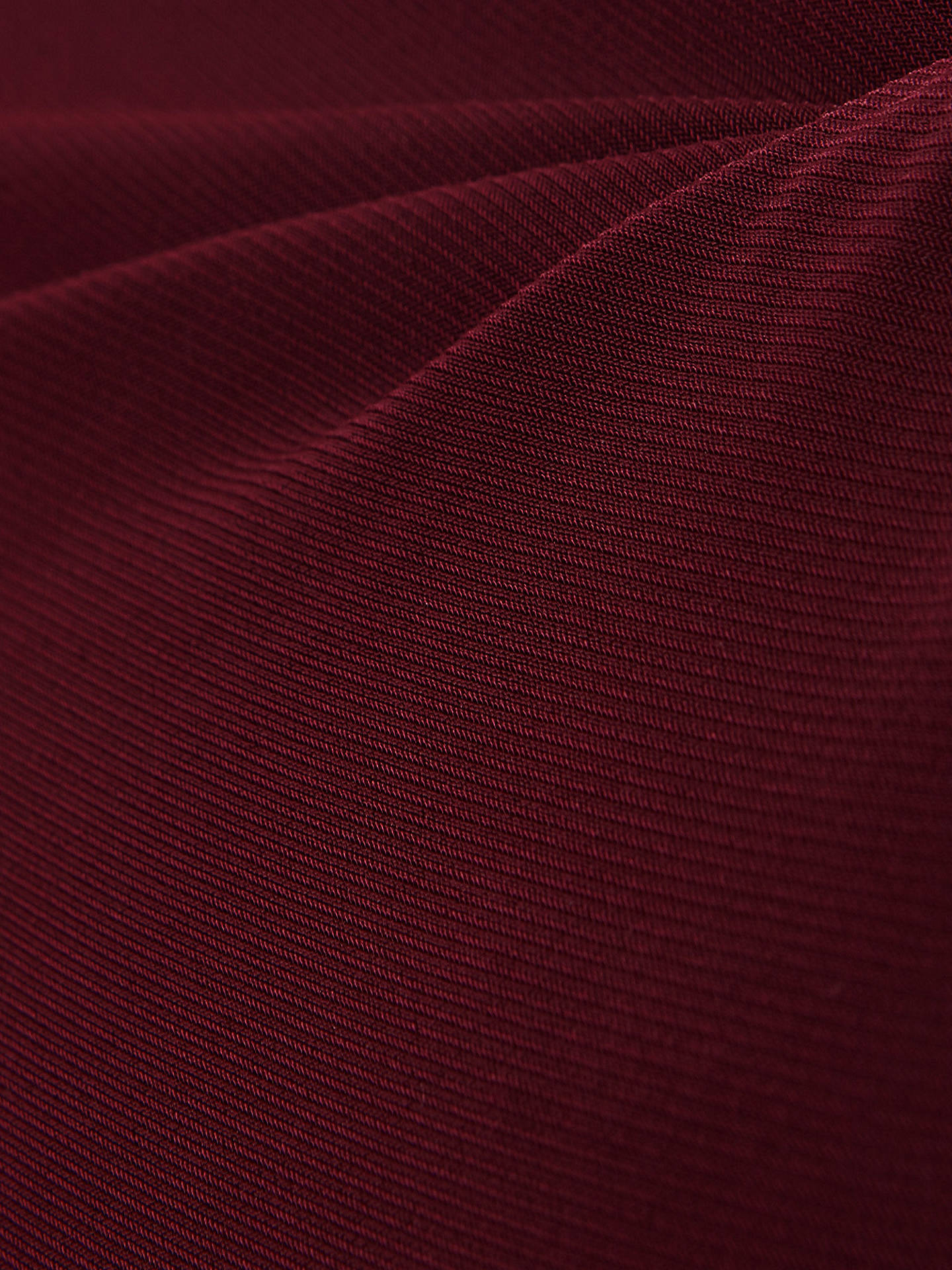BuyStudio 8 Hestor Knot Top, Merlot, 18 Online at johnlewis.com