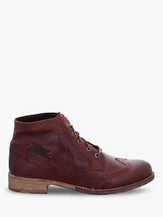 Josef Seibel Sienna 15 Lace Up Ankle Boots