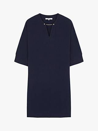 Gerard Darel Austin Shift Dress, Blue