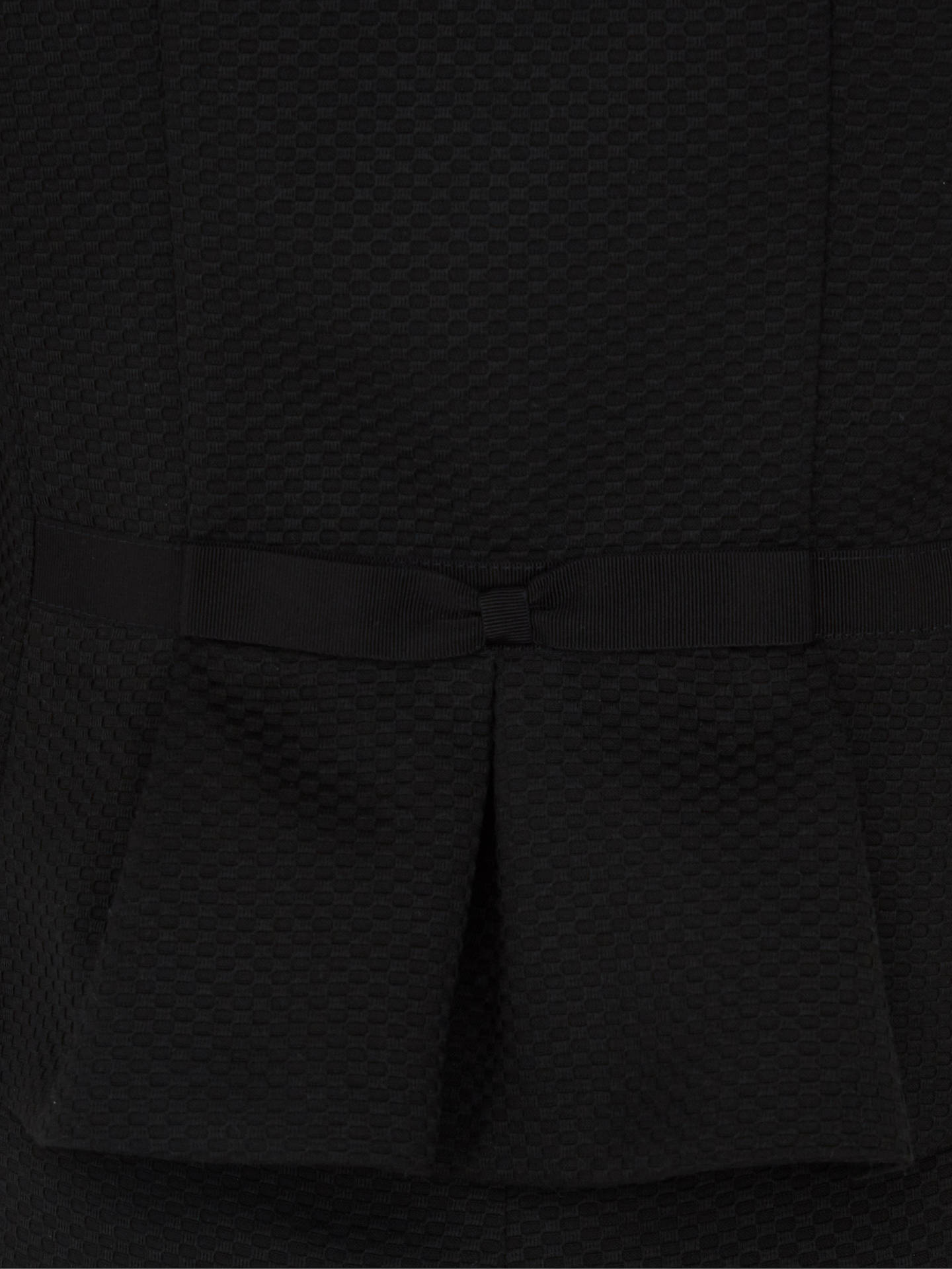 e7feed7d90e5c4 Buy Ted Baker Nadae Cropped Bow Textured Jacket