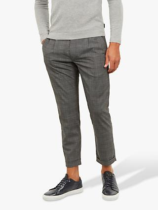 52f297d6e Ted Baker Squared Trousers