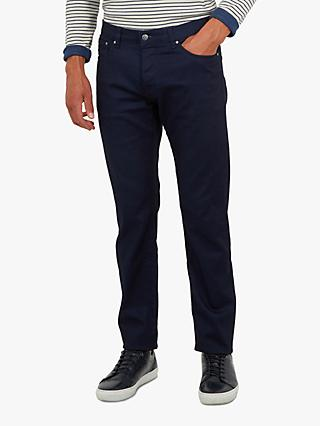 Ted Baker Shandal Slim Fit Jeans, Blue Denim