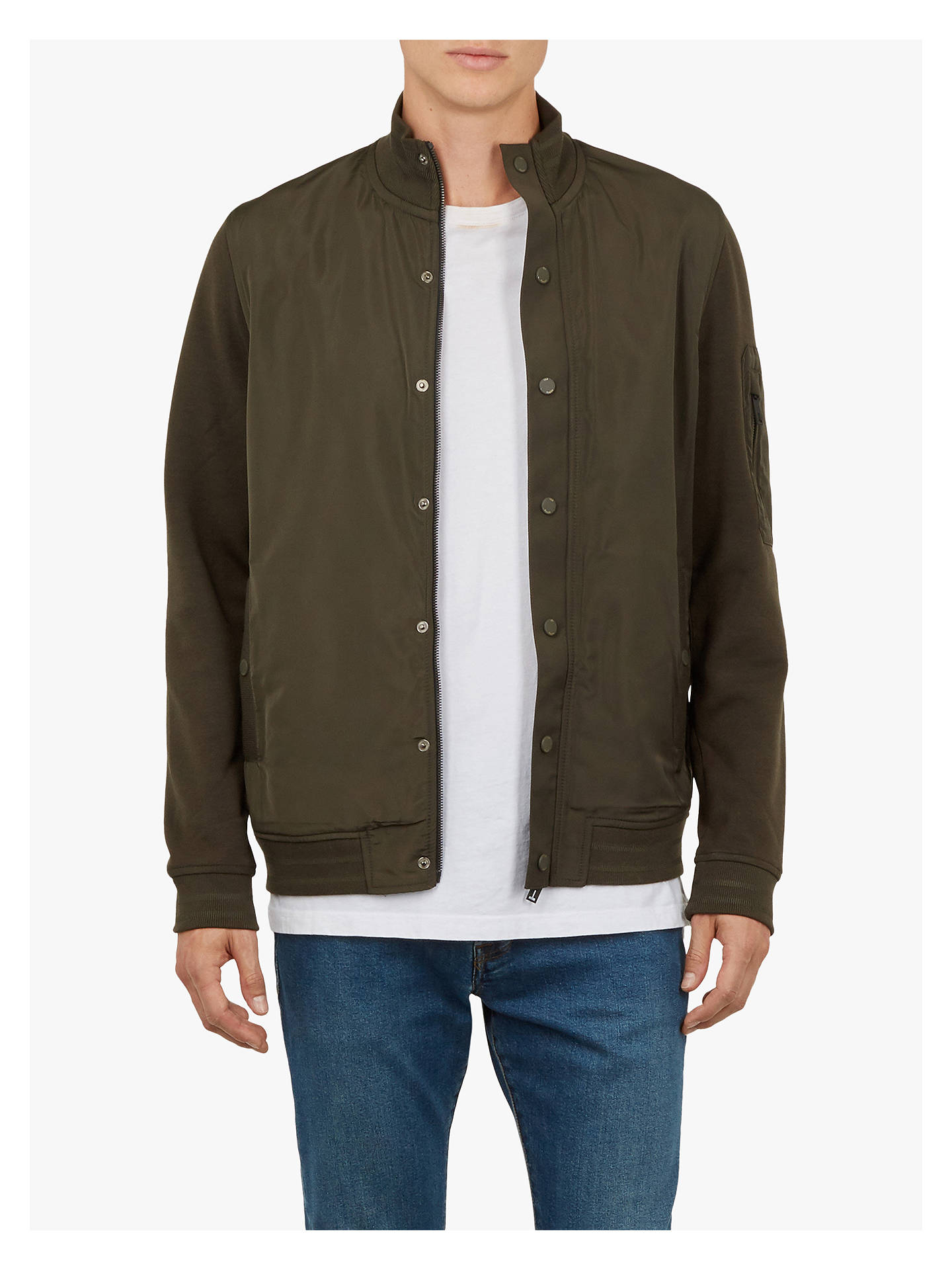 10a1660f7 Buy Ted Baker Gondog Funnel Neck Jacket