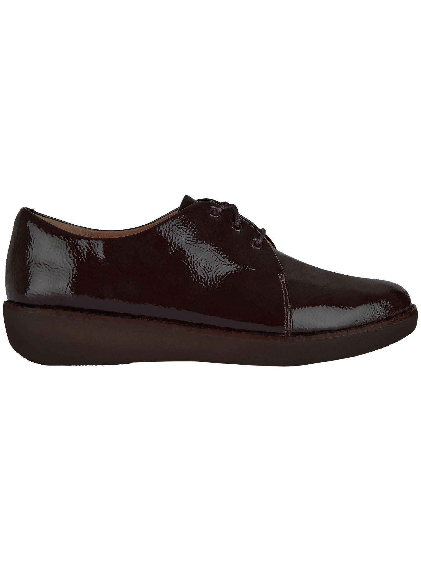 90d0c0e106659f Fitflop Derby Lace Up Shoes at John Lewis   Partners
