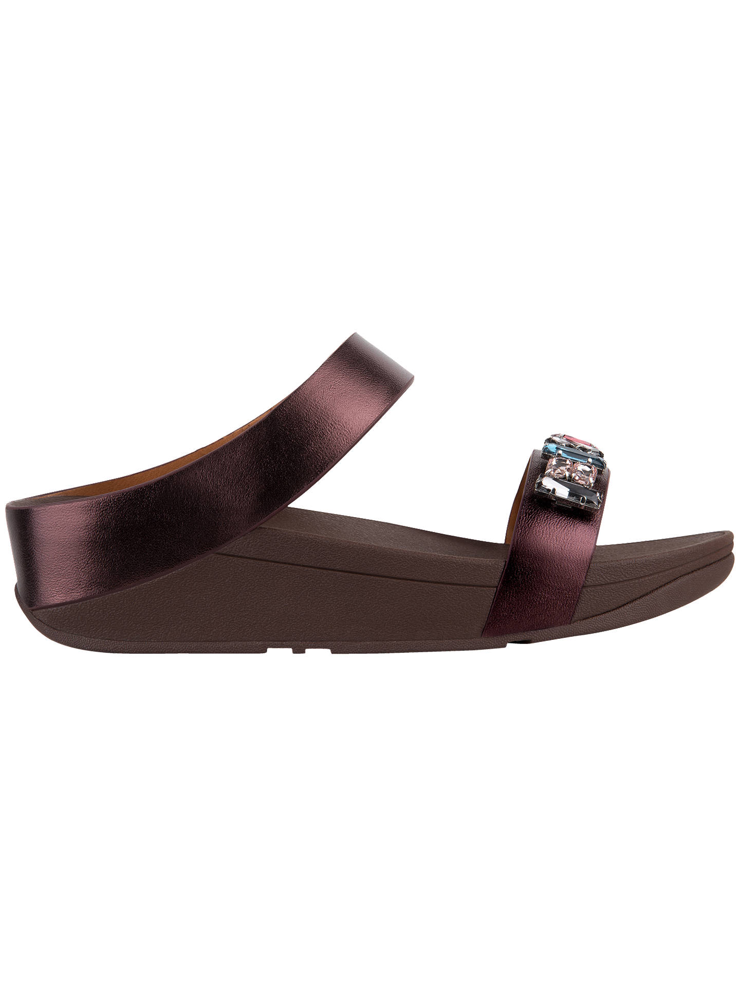 c48ce3e1bf791 Buy FitFlop Fino Bejewelled Slider Sandals