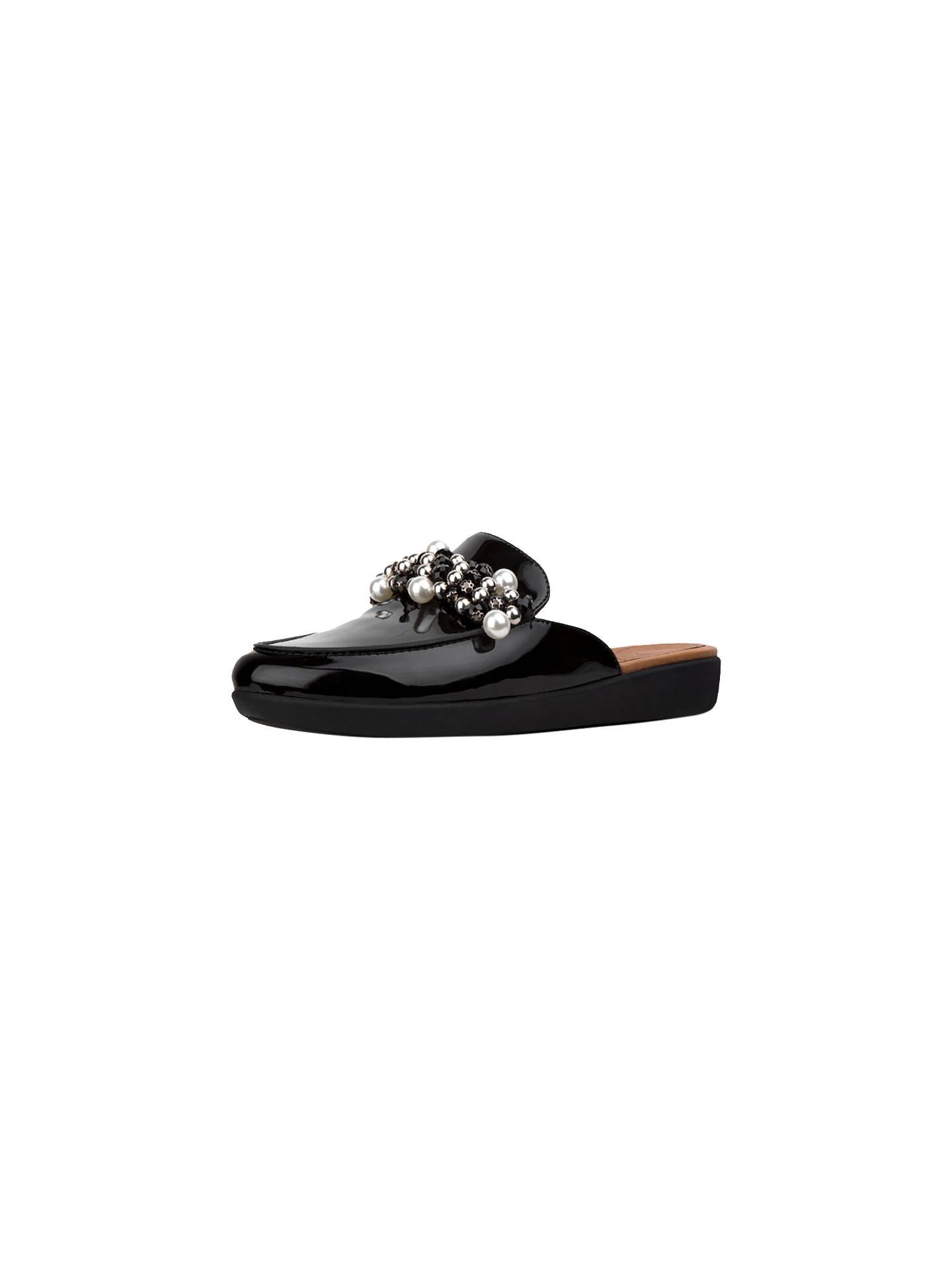 39834cc6d7d6d ... Buy FitFlop Serene Deco Embellished Mule Slides