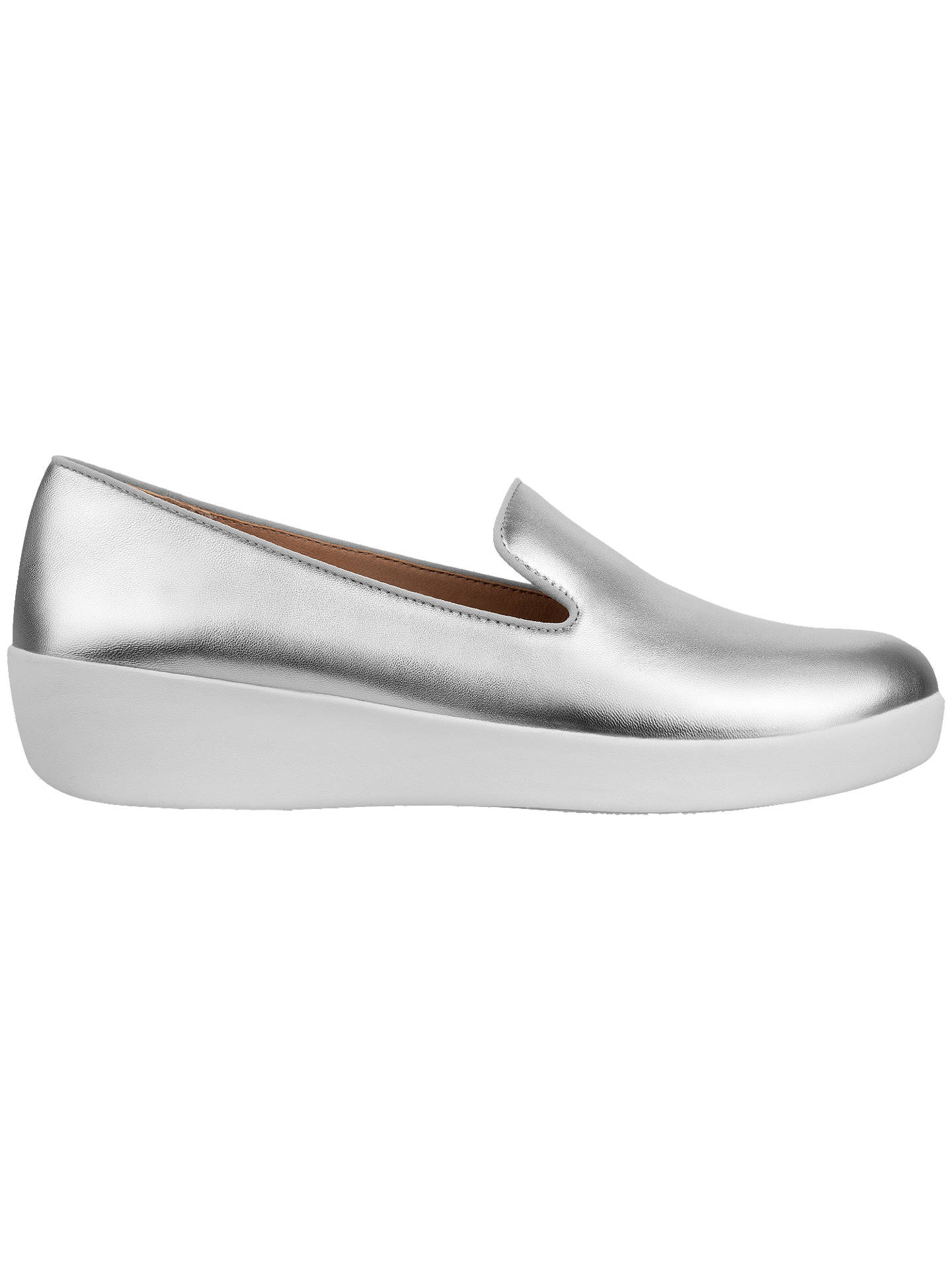 15ad177fe8c FitFlop Lulu Audrey Slip-On Loafers at John Lewis   Partners