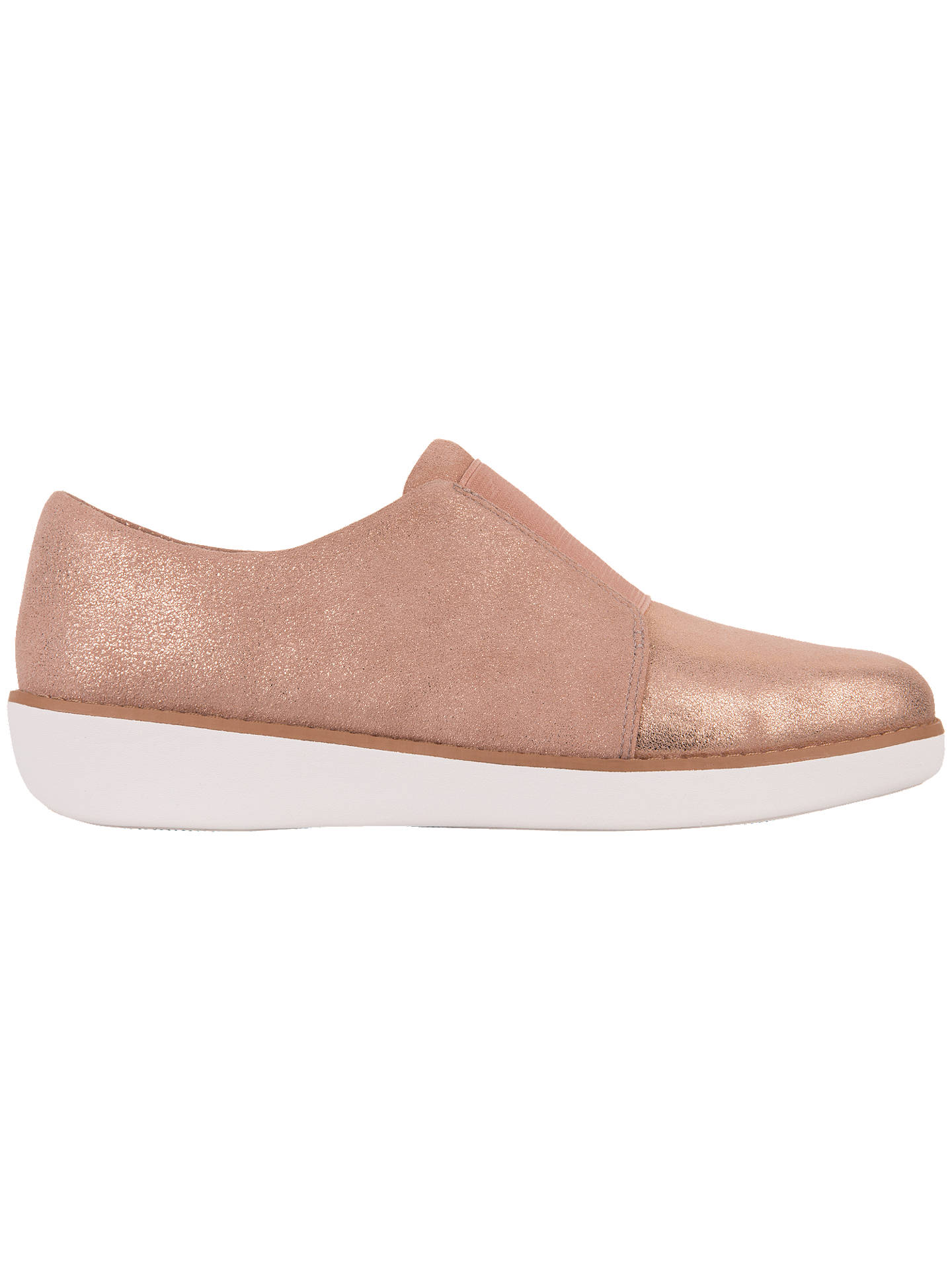 33040599dc76 Buy Fitflop Derby Laceless Slip On Shoes