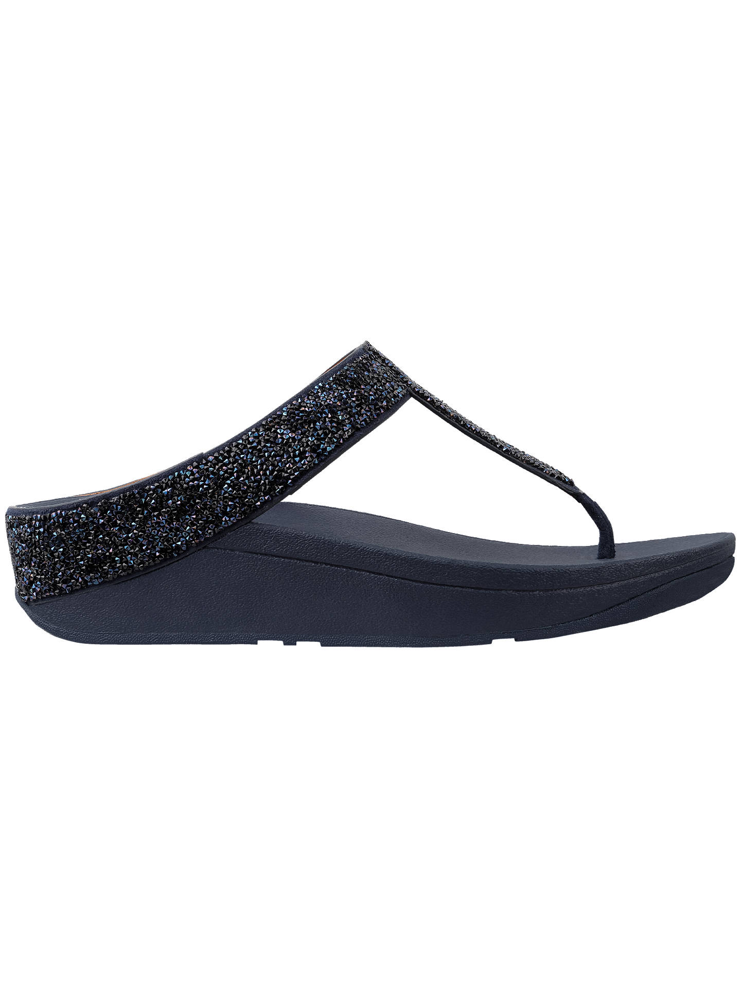 4c3d88ed8 Buy FitFlop Fino Crystal Toe Post Sandals
