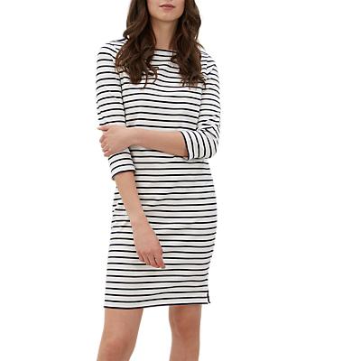Jaeger Breton Stripe Dress