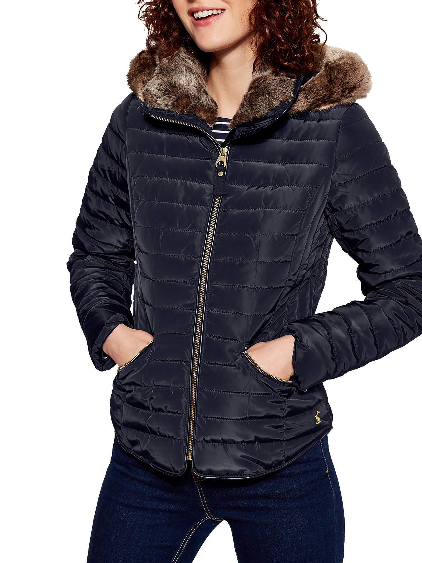 pretty and colorful find lowest price choose original Joules Gosling Padded Coat at John Lewis & Partners