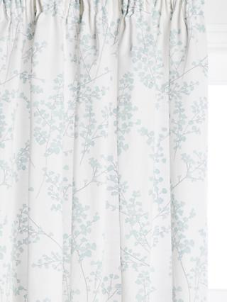 John Lewis & Partners Everdene Pair Lined Pencil Pleat Curtains