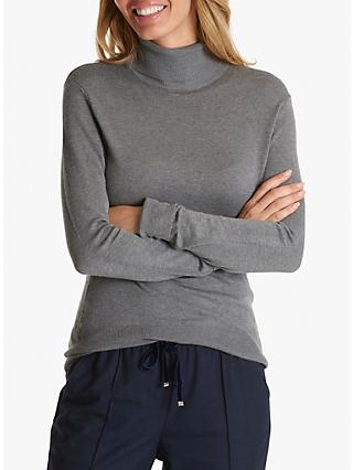 Betty Barclay Polo Neck Jumper