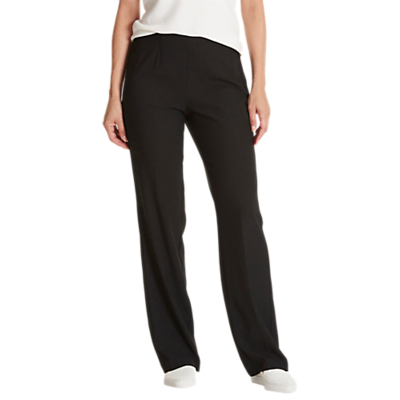 Betty Barclay Skinny Crêpe Trousers, Black