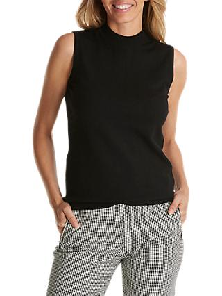 Betty Barclay Sleeveless Knitted Top
