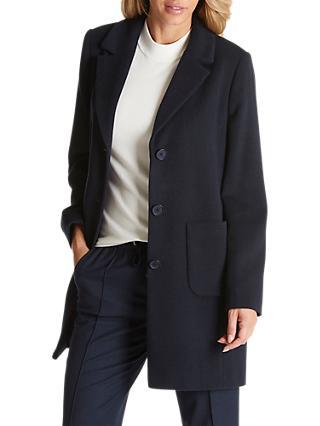 d61300e35d7 Betty Barclay Lined Pea Coat