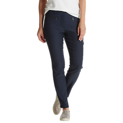 Image of Betty Barclay Slim Fit Casual Trousers